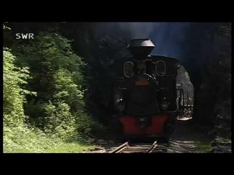 Waldbahnidylle in Rumänien (SWR)