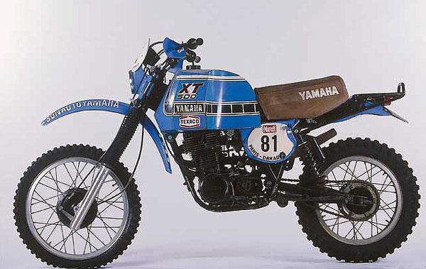 Bacou 1981 XT500