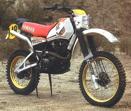 Yamaha Police Motorcycle Specs