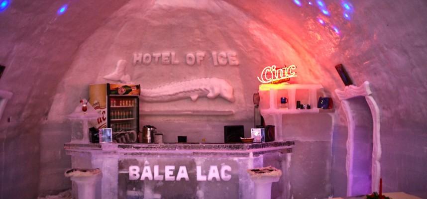 Eis-Bar