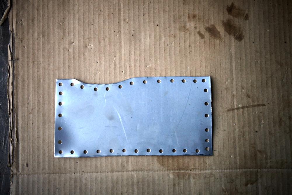 Eigenbau-Reparaturblech 1,5mm