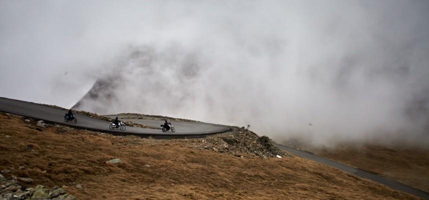 Transalpina - Urdele Pass