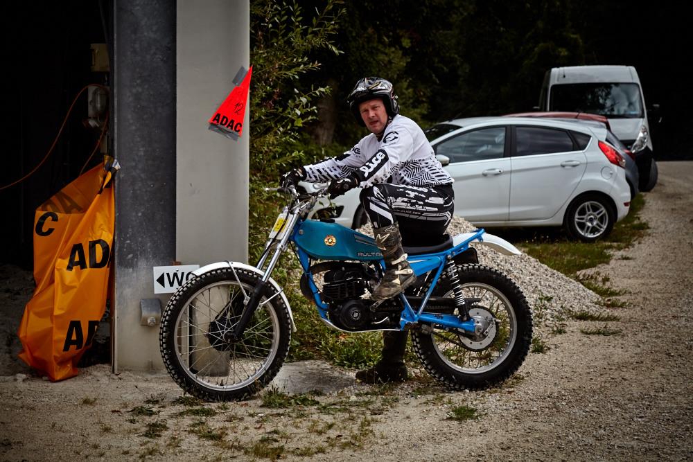 Bultaco ankicken