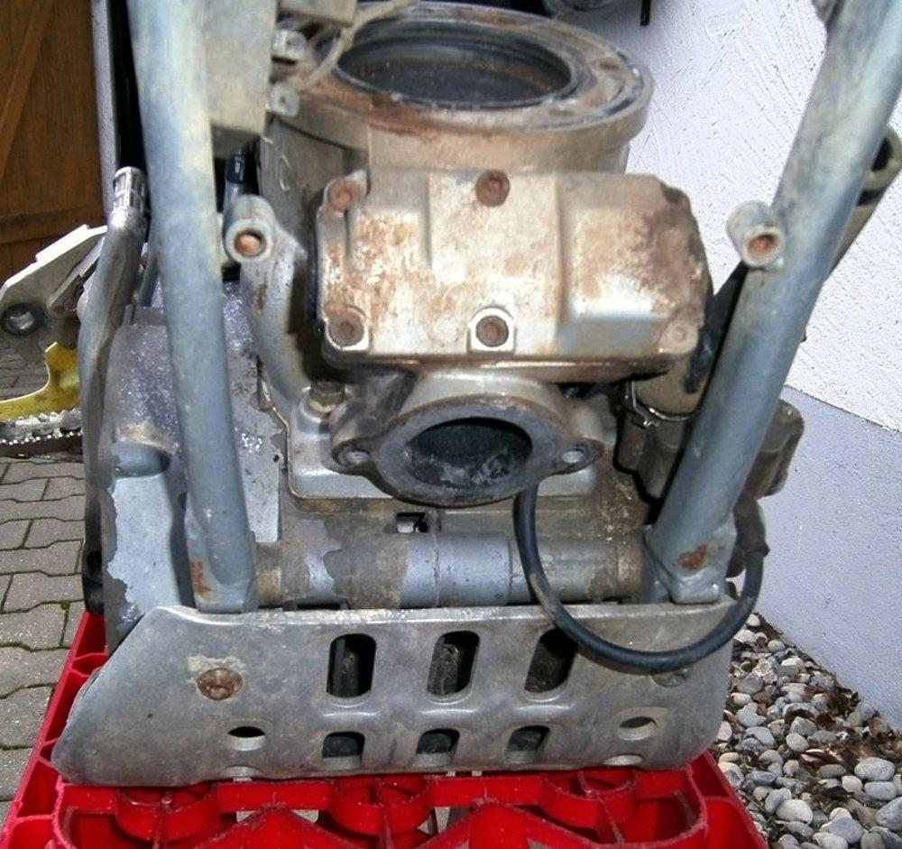Motor und Motorschutz