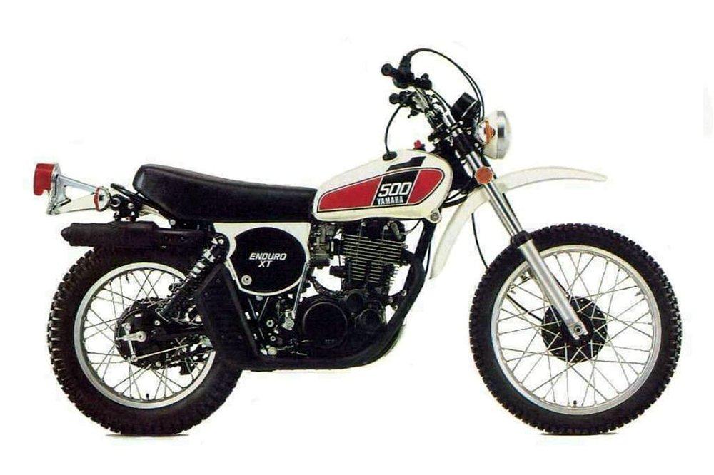 Die Ur-XT 1976