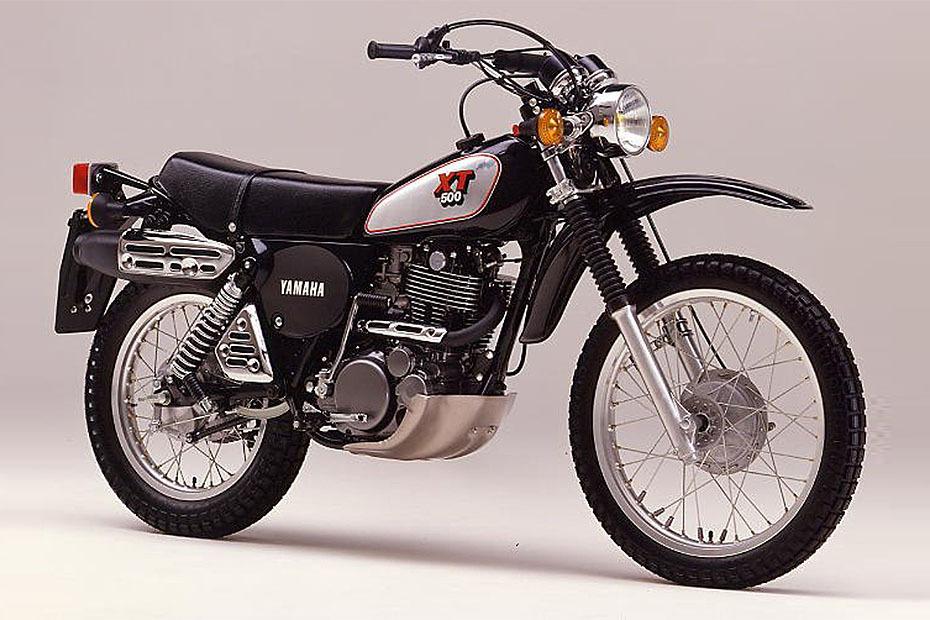 XT500 Modell 1986